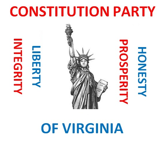 Constitution Party of Virginia                                   Statue of Liberty Logo